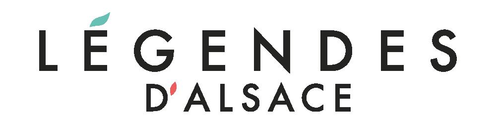 Texte Logotype Légendes d'Alsace